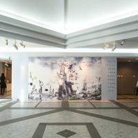 札幌美術展 モーション/エモーション ―活性の都市― 展示風景