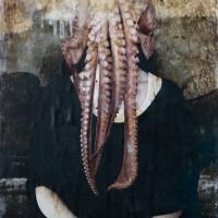 蛸女の肖像 転写