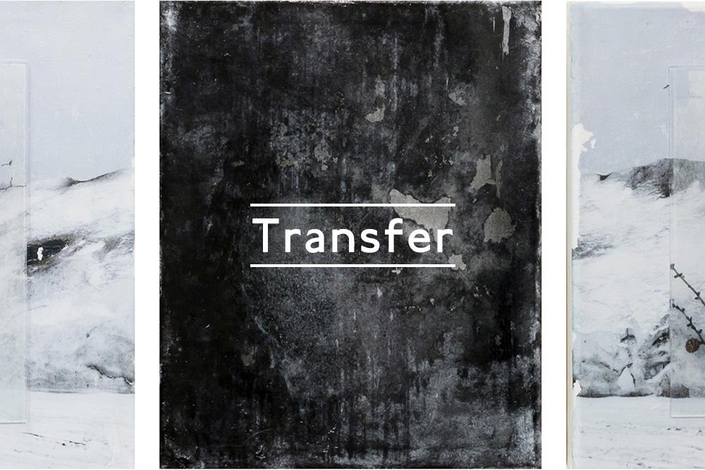 transfer 転写作品