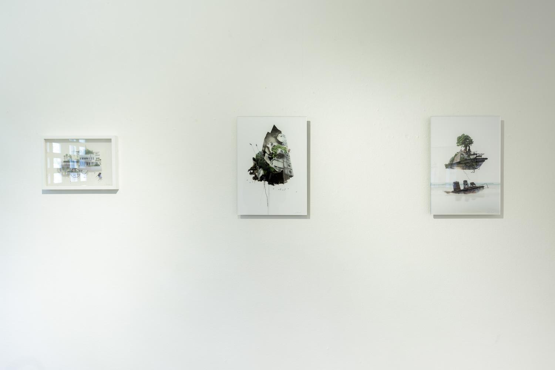 クスミエリカ個展「Polyhedron」