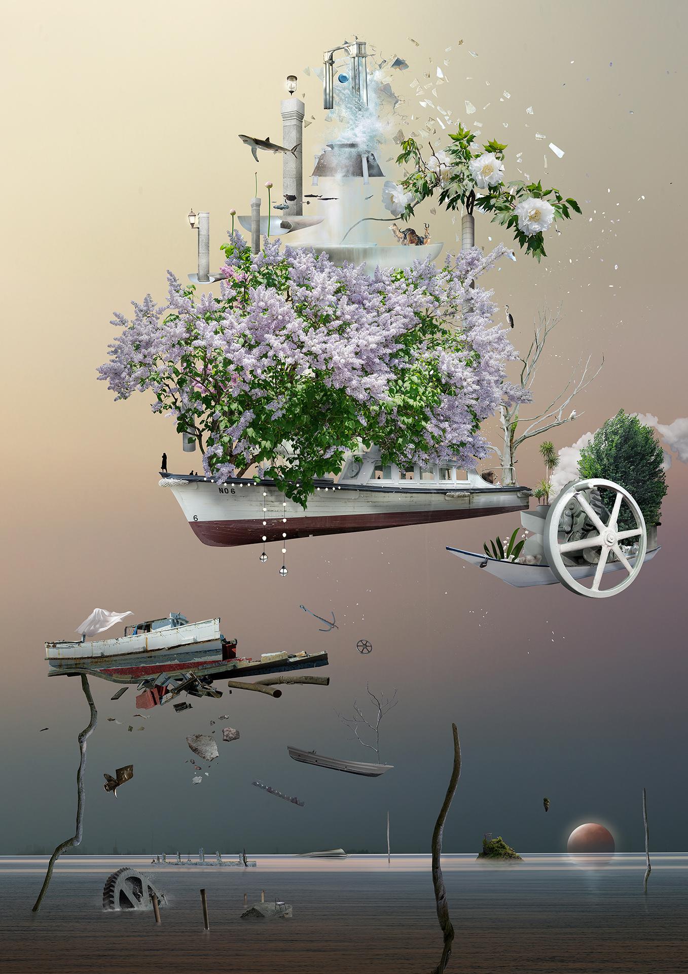 Series:Celebration of embarkation