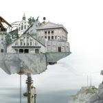 観測者の島 by Erika Kusumi