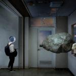 隕石の夢 1 by Erika Kusumi