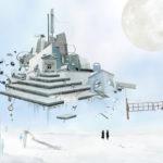 変容の雪原 by Erika Kusumi