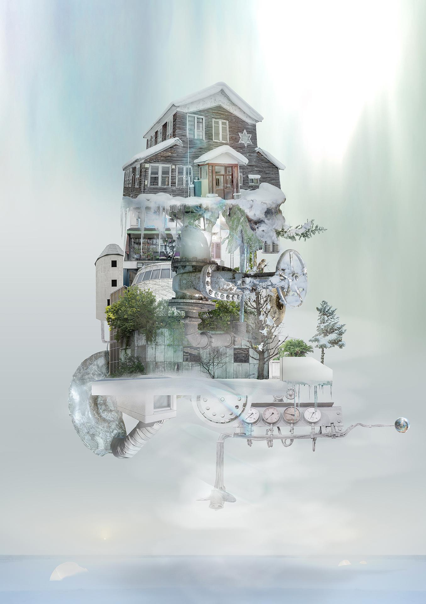 Utopia / Nostalgia by Erika Kusumi