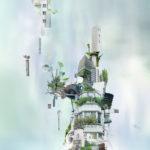 Utopia Skyscraper by Erika Kusumi