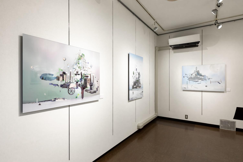 第30回 道銀芸術文化奨励賞受賞記念 クスミエリカ展